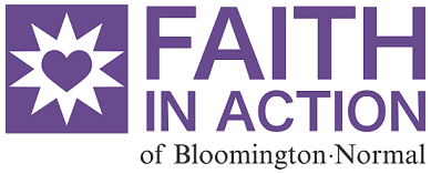 Faith In Action of Bloomington-Normal Logo